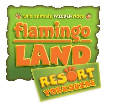 Flamingo land 3 for 2 Ticket Valid Until Nov 4th 2018 Save £40 !!!