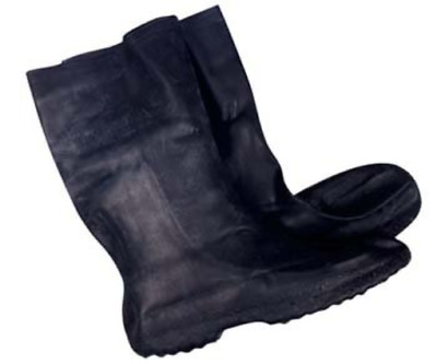 Bikeit Overboots Rubber Large: Rider Accessories