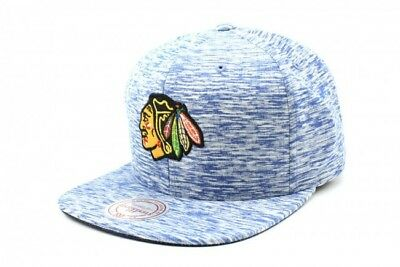 Mitchell & Ness Against The Grain Chicago Blackhawks Cap