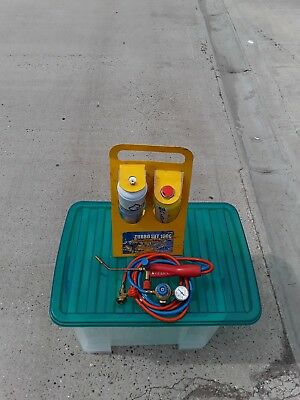 portable gas welding kit