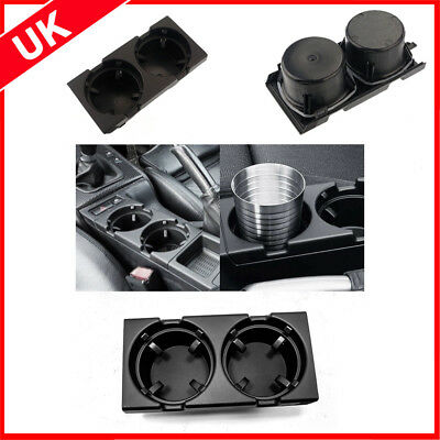 FRONT CENTER CONSOLE DRINKS/CUP HOLDER  FOR BMW 3 SERIES E46 51168217953 Uk