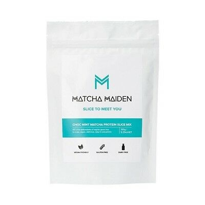 MATCHA MAIDEN Matcha Protein Slice Mix - Slice To Meet You 150g