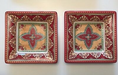 NEW TABLETOPS Unlimited Espana Lifestyle TANGIER Coffee Mugs ...