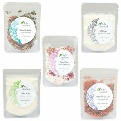 RUSTIC PEPPERMINT Bath Salts