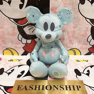 BNWT Disney Store 2018 Mickey mouse memories May Plush Limited Edition