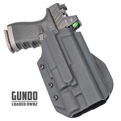 OWB KYDEX HOLSTER with RTI for Sig Sauer P320 M17 TLR-1
