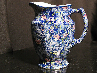 Chintz Jug Pitcher Ringtons Maling Replica Boxed and unused FS