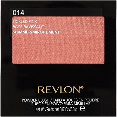 Revlon Powder Blush with Brush ~ Choose from your Favorite SHADE! Sealed