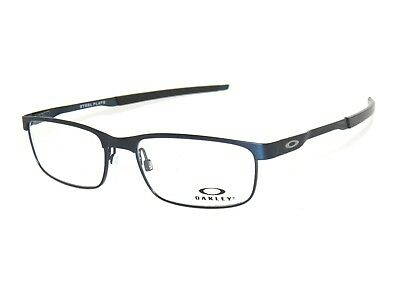 c93c99ab9d1 AUTHENTIC OAKLEY STEEL Plate OX3222-0454 Pewter Eyeglass Frame 54 18 ...