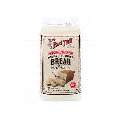 BOB'S RED MILL Gluten Free Homemade Wonderful Bread Mix 453g