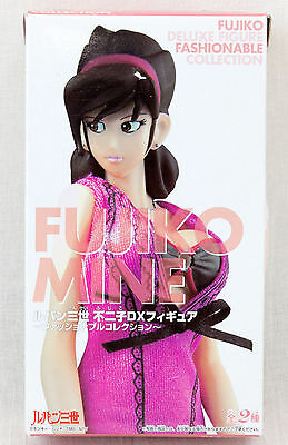 Lupin the 3rd Third FUJIKO MINE DX Figure Fashionable Collection JAPAN ANIME 2