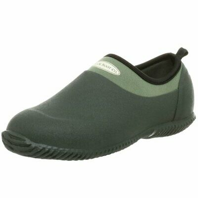 The Original MuckBoots Unisex Waterproof Garden Green Daily Garden Shoe