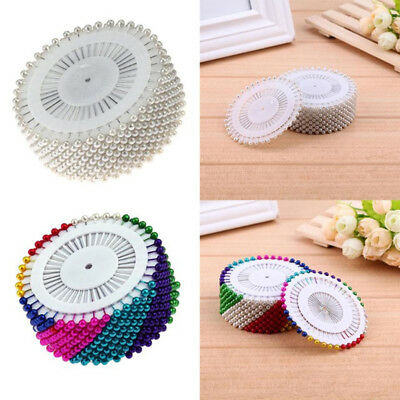 240/480 PCS Dress Wedding Crafts Pearl Sewing Needles Ball-Point Pins Corsage