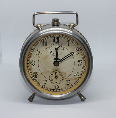 INSA made in Yugoslavia / VINTAGE alarm clock