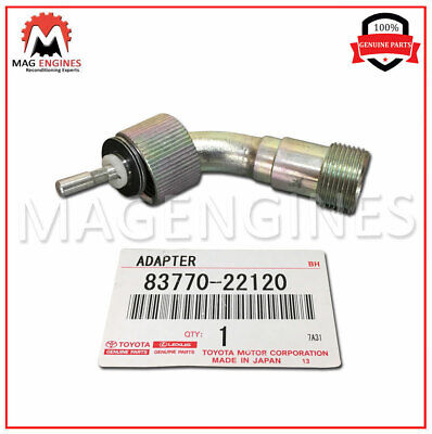 83770-34010 Toyota OEM Genuine ADAPTER ASSY SPEEDOMETER CABLE