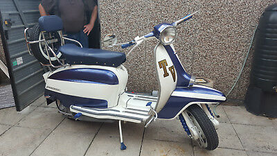 Lambretta TV 175 1962 *Fully Restored in Mint Condition*