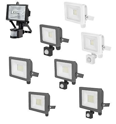 New 10W 20W 30W Led Light Floodlight Garden Security Lamp Outdoor Different Size