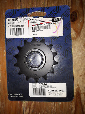 SunStar 52014 Front sprocket 530 Chain 14 Tooth