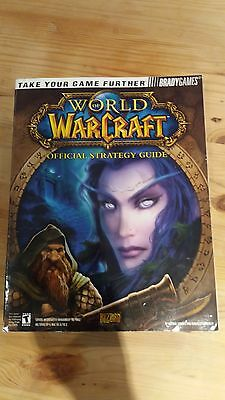 World Of Warcraft WOW Battle Chest Strategy Guide Book By Brady Games For PC