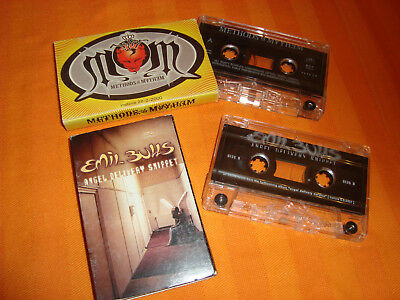 Emil Bulls Angel Delivery Snippet Promo Tape Cass & Methods Of Mayhem Kassette