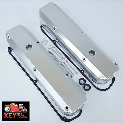 1967 to 1991 Dodge Mopar Plymouth 318 340 360 FABRICATED Aluminum Valve Covers