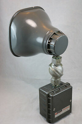 FEDERAL SelecTone 300GC Siren. 125 VOLT / .125 AMP  A2 Series.  FREE SHIPPING!!