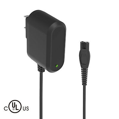 AC Charger Lead Cord For Philips Norelco Multigroom Series 3000 Power