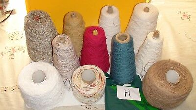 Sale  *knitting Machine Or Hand Knitting Yarn Bulk Sale Lot* (H) Sale Sale