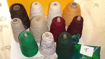 Sale  *knitting Machine Or Hand Knitting Yarn Bulk Sale Lot* (T) Sale Sale