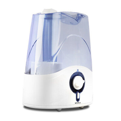 4.5L Ultrasonic Cool Mist Air Humidifier 23W 240V Home Office Personal Purifier