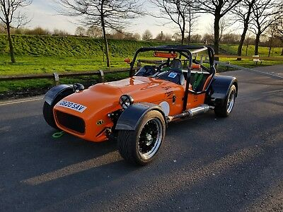 Tiger Avon Kit Car Race Car Track Car Road Registered 31 Pictures Great Spec
