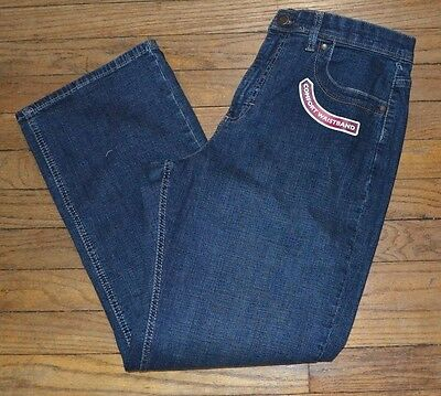 best sneakers clearance sale great prices LEE COMFORT FIT Denim Jeans Straight Leg Blue Jean Size 6 ...