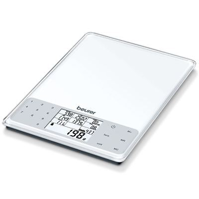 Beurer DS 61 Nutritional Analysis Scale - Healthy Food Calorie Diet Calculation