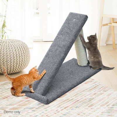 Cat Tree Ramp Furniture Scratching Post Gym Scratcher Pole Toy Play Ladder @A