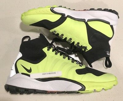 buy popular 51df1 142dc NEW Nike Zoom Talaria MID FLYKNIT OUTDOOR RUNNING TRAIL SHOES Men 9.5   225msrp