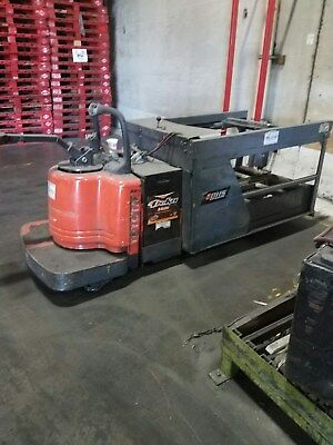 Toyota Forklift Battery Extractor
