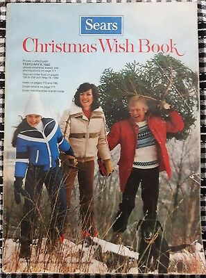 Vintage Sears Wish Book Christmas Catalog 1981 Star Wars Strawberry Shortcake