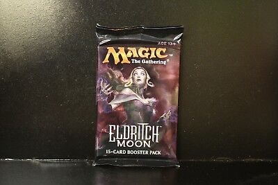 1x Magic the Gathering (MTG) Eldritch Moon New Sealed Booster Pack