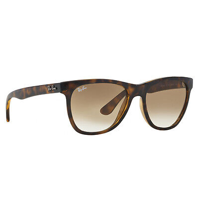 fd5e1030342 Ray Ban RB4184 710 51 Sunglasses Eyewear Tortoise Frame Brown Gradient Lens  54mm