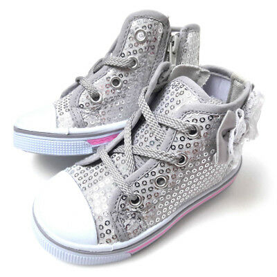 Toddler Baby Girl Sneakers High Top Tennis Shoes 2 10 00 Picclick