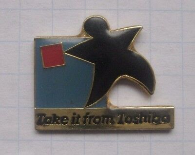 TOSHIBA / TAKE IT FROM .................. Unterhaltung Pin (162f)