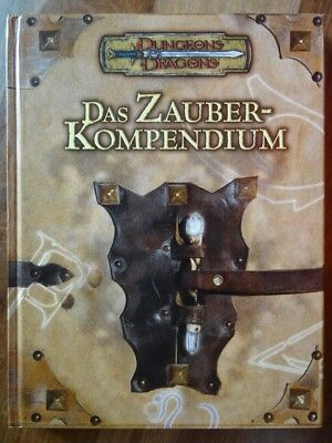 D&D 3.5 Das Zauber-Kompendium (D&D, Amigo, Wizard of the Coast)