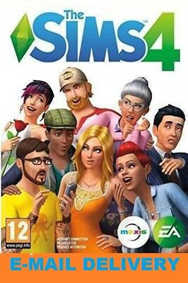 The Sims 4  (PC/MAC) Digital Download Account/ Multilanguage/ Read Description