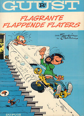 GUUST R3 - FLAGRANTE FLAPPENDE FLATERS - Franquin