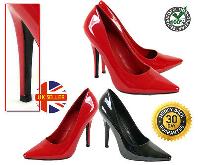 MEN/'S STYLE 12924 STILETTO HIGH HEEL FETISH GOING OUT WOMEN/'S COURT SHOES 9-12