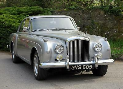1960 Bentley S2 Continental H J Mulliner 2dr Coupe BC50AR