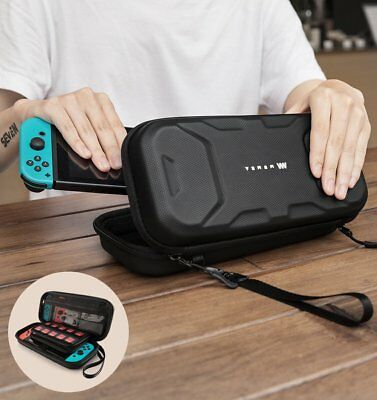 Mumba Carrying Case for Nintendo Switch Dual Protection Accessories Case Pack