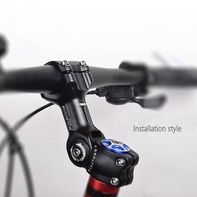 31.8mm Adjustable MTB Mountain Bike Stem Bicycle Handlebar BMX Road CyclingRiser