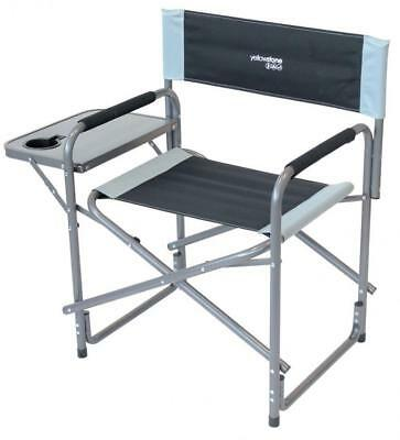 Yellowstone Director Outdoor Chair with Table available in Multi - Colour