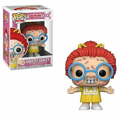 Funko Pop Garbage Pail Kids Ghastly Ashley #02 New Vinyl Figure